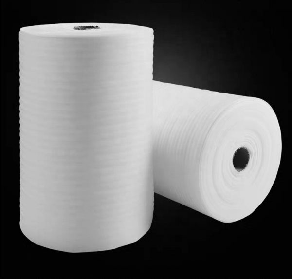 0.5mm-10mm EPE foam roll packing material