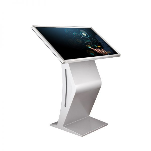 50 inch android digital signage media player shop Mall win 7 win 10 i3 i5 i7 Information IR Touch Screen Kiosk for super market