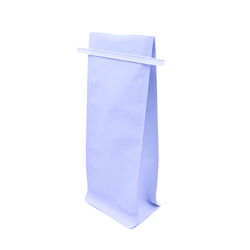 Compostable Packing Material Produce Brown Paper Shopping Packaging Pouch Bags for Clothes