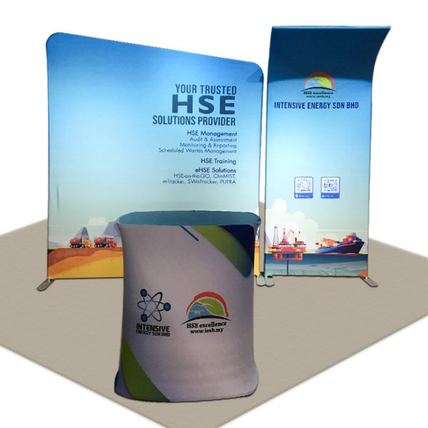 best price stands aluminum portable exhibition outdoor trade show booth display