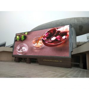 Digital Programmable Led Billboard Display Banner Board,Full Color Advertising Flexible Outdoor Electronic Led Display